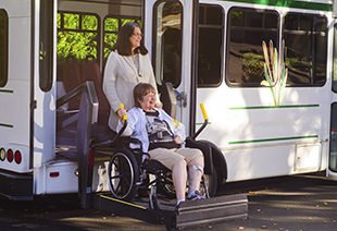 incidental transportation for seniors in South Florida