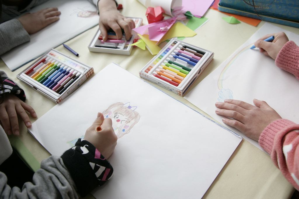 How Art Therapy Could Help Caregivers in Caregiving1