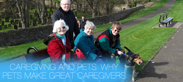 caregiving and pets