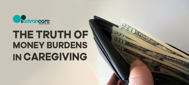 money burdens in caregiving