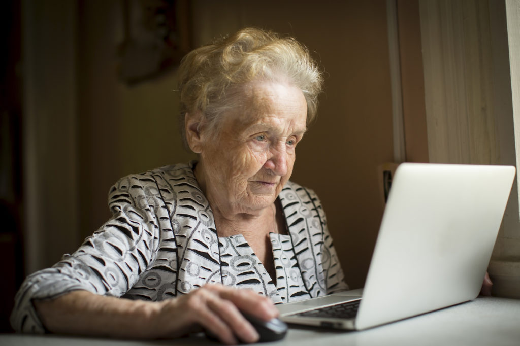 tips for long distance senior care
