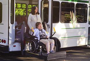 incidental transportation for seniors in South Florida