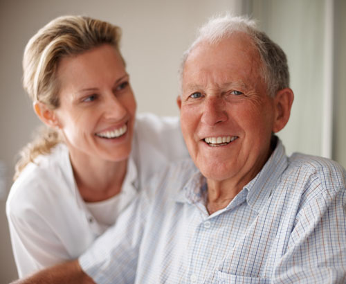 Qualified In-Home Care Benefits Parkinson's Disease Patients